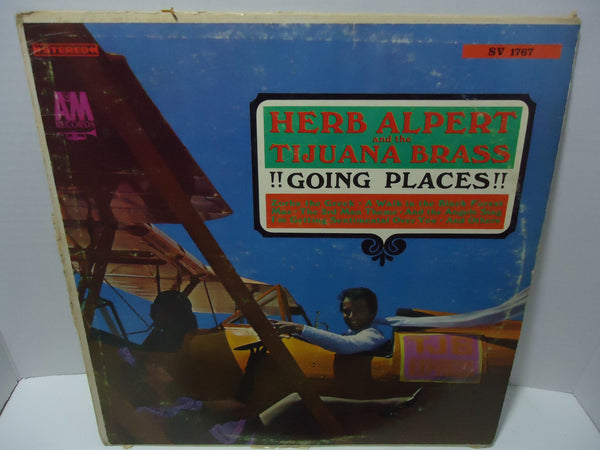Herb Alpert & The Tijuana Brass - !!Going Places!!