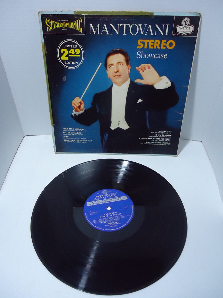 Mantovani - Stereo Showcase