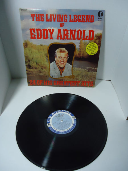 Eddy Arnold - The Living Legend Of [K-Tel Limited Edition]