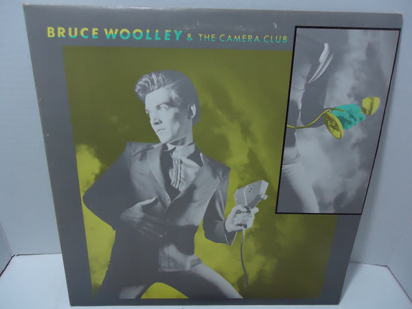 Bruce Woolley And The Camera Club - S/T [North American Release]
