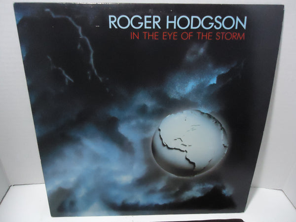 Roger Hodgson ‎– In The Eye Of The Storm