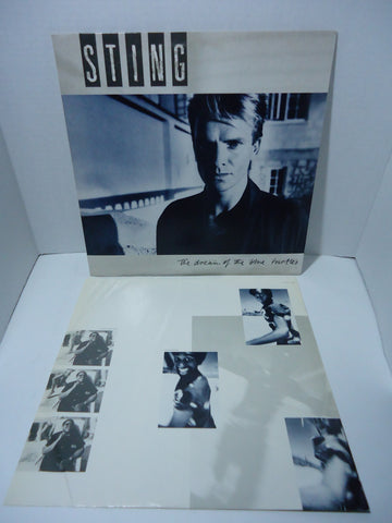 Sting ‎– The Dream Of The Blue Turtles LP