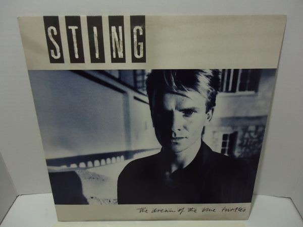 Sting ‎– The Dream Of The Blue Turtles LP for sale