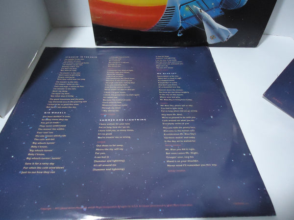 Electric Light Orchestra ‎– Out Of The Blue [Gatefold]