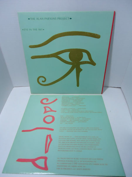 The Alan Parsons Project - Eye In The Sky LP