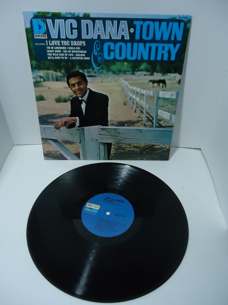 Vic Dana - Town & Country