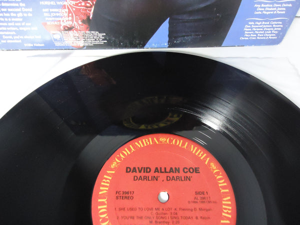 David Allan Coe ‎– Darlin', Darlin'