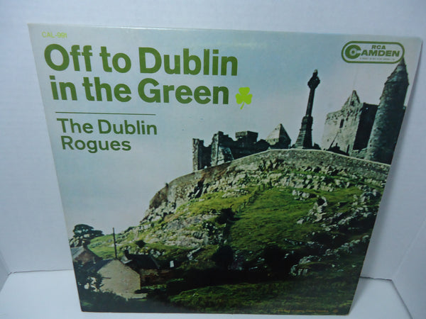 The Dublin Rogues ‎– Off To Dublin In The Green [Mono]