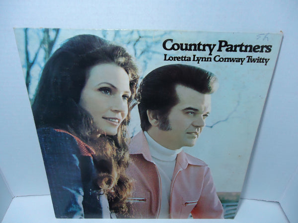 Conway Twitty & Loretta Lynn ‎– Country Partners