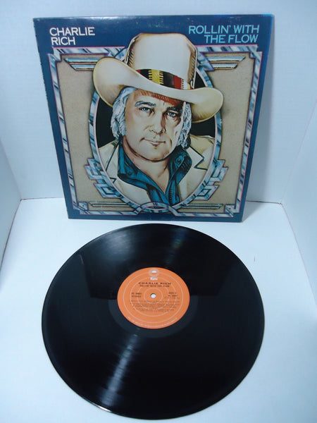 Charlie Rich ‎– Rollin' With The Flow