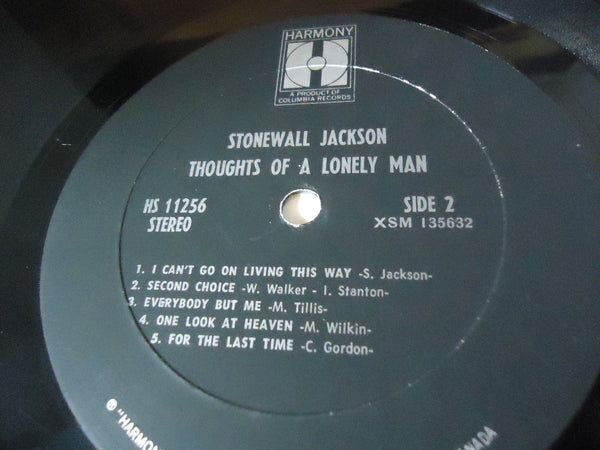 Stonewall Jackson ‎– Thoughts Of A Lonely Man [Re-Channelled Stereo]