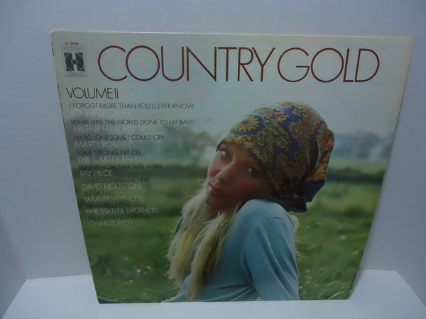 Various Artists ‎– Country Gold Volume II