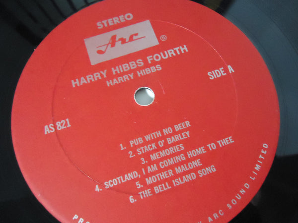 Harry Hibbs ‎– Harry Hibbs' Fourth