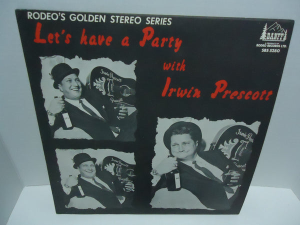 Irwin Prescott ‎– Let's Have A Party With Irwin Prescott