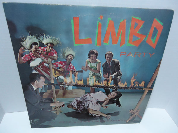 Ivy Pete And His Limbomaniacs ‎– Limbo Party