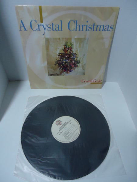 Crystal Gayle ‎– A Crystal Christmas [Club Edition]