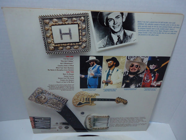Hank Williams Jr. ‎– Greatest Hits III