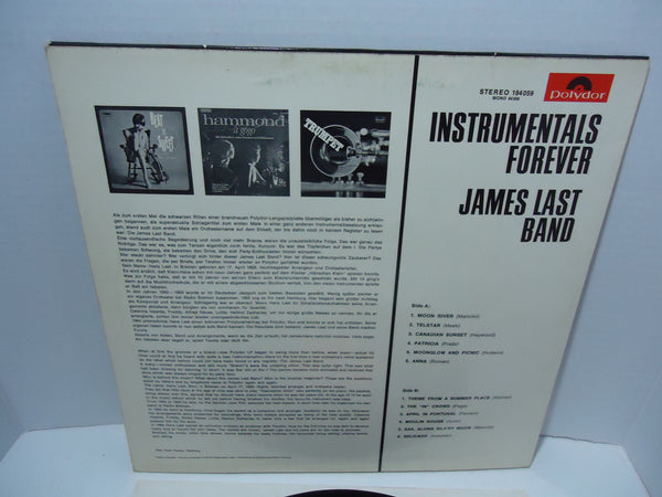 James Last Band ‎– Instrumentals Forever [Import]