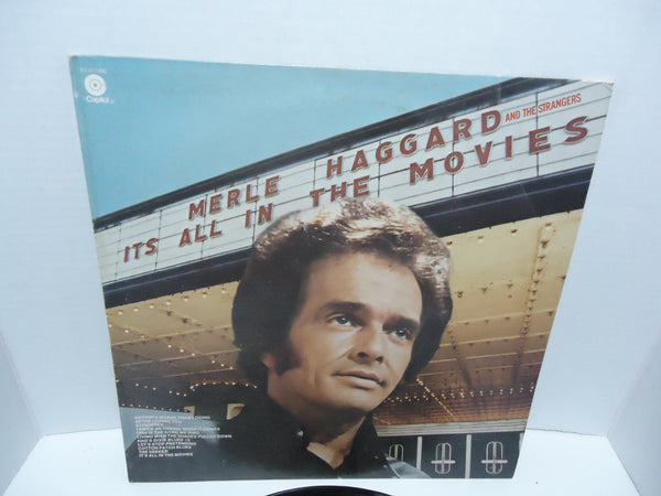 Merle Haggard And The Strangers ‎– It's All In The Movies [Club Edition]