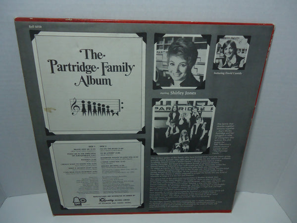 The Partridge Family ‎– The Partridge Family Album
