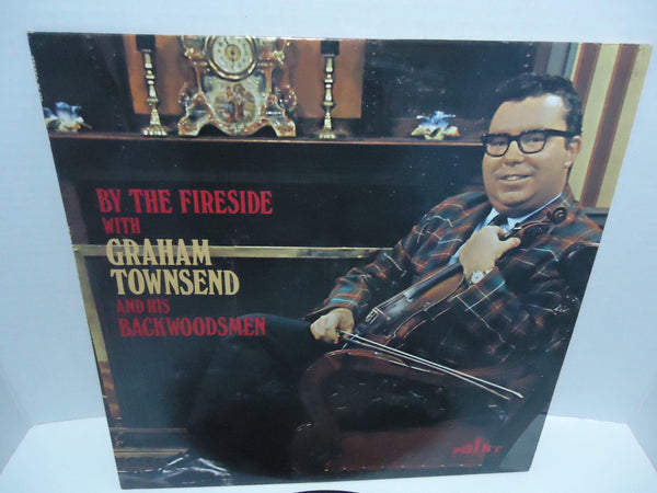 Graham Townsend And His Backwoodsmen ‎– By The Fireside