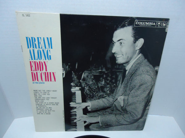Eddy Duchin ‎– Dream Along [Mono]