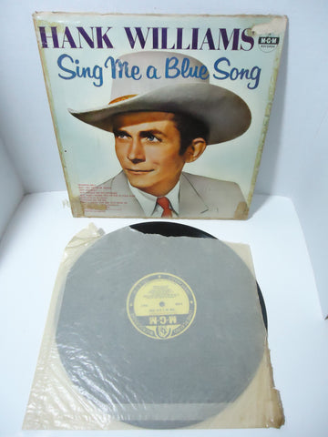 Hank Williams - Sing Me A Blue Song
