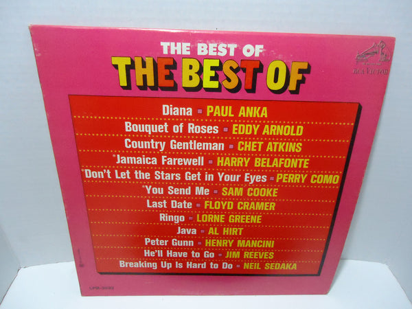 Various Artists - The Best Of The Best Of [Mono]