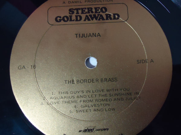 The Border Brass ‎– The Sweet Sounds Of Tijuana