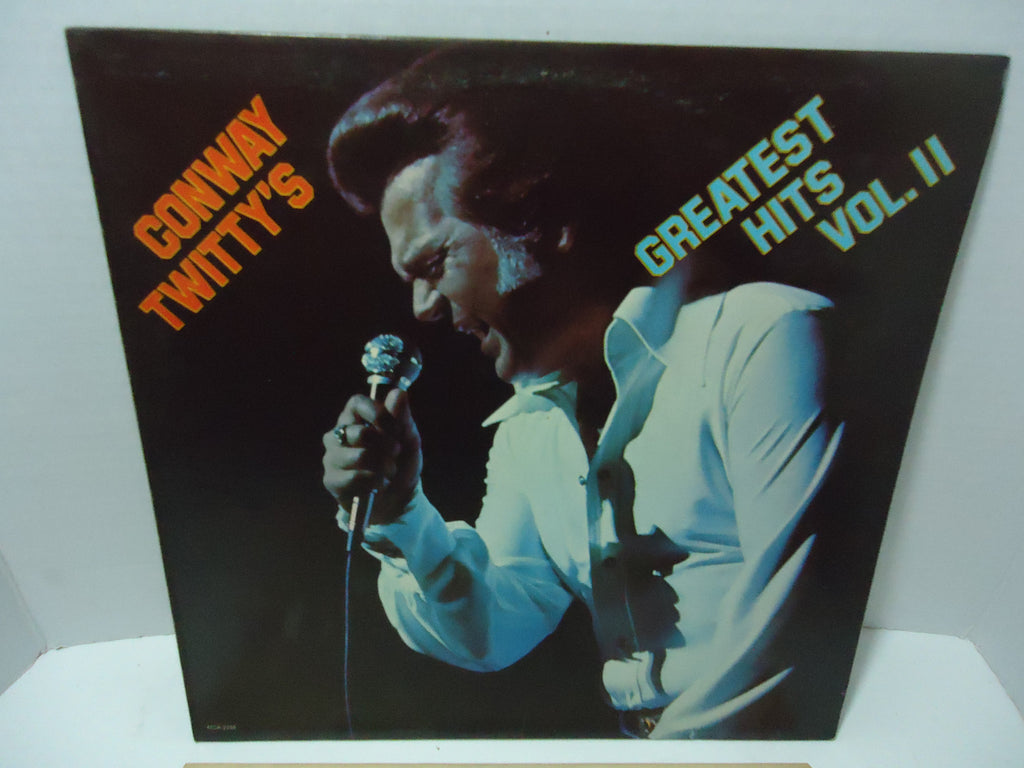 Conway Twitty ‎– Conway Twitty's Greatest Hits Vol. II [Club Edition]