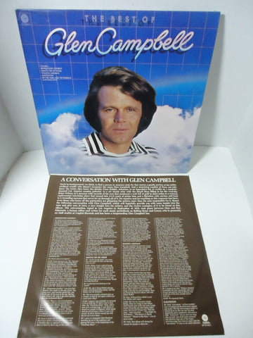 Glen Campbell ‎– The Best Of Glen Campbell