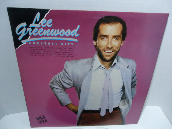 Lee Greenwood ‎– Greatest Hits [Club Edition]
