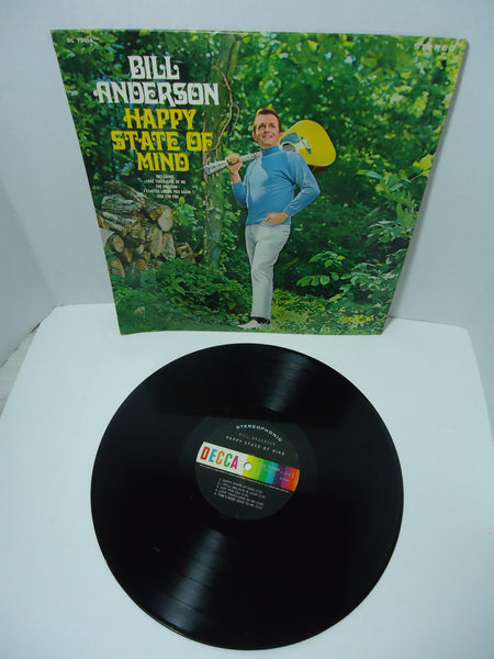 Bill Anderson ‎– Happy State Of Mind
