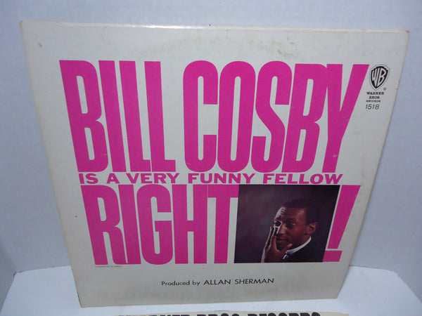 Bill Cosby ‎– Bill Cosby Is A Very Funny Fellow...Right! [Mono]