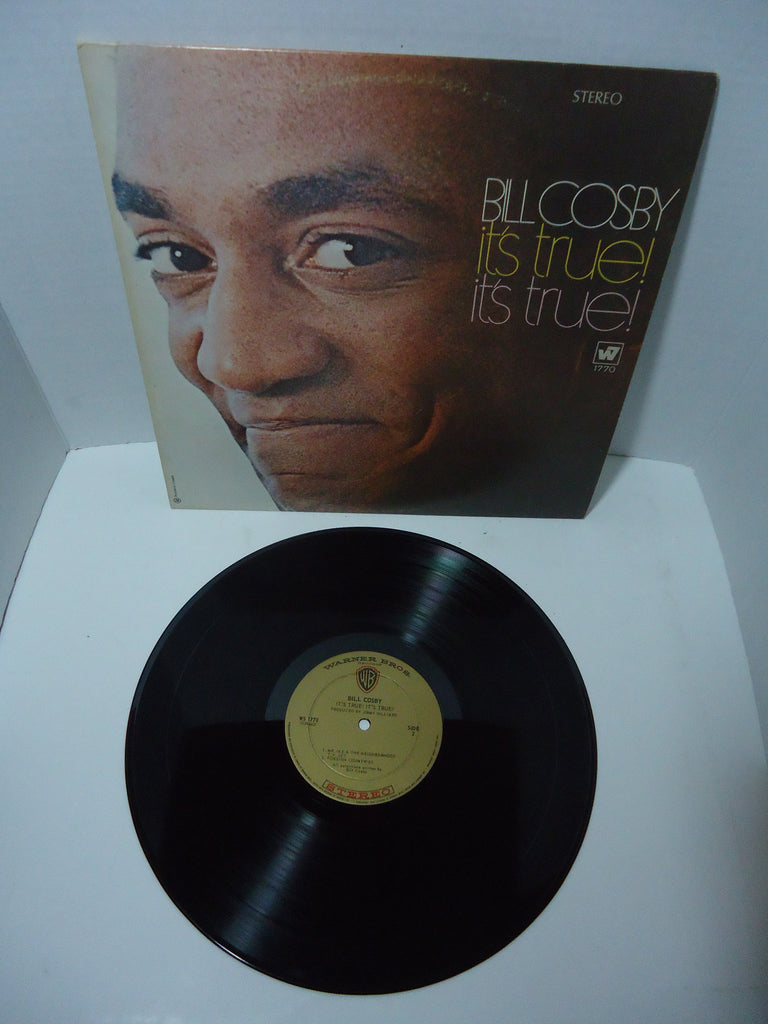 Bill Cosby ‎– It's True! It's True!