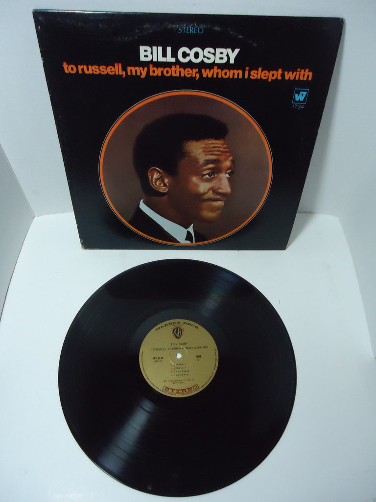 Bill Cosby ‎– To Russell, My Brother, Whom I Slept With