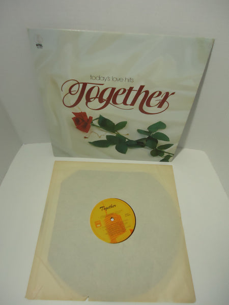 Various ‎Artists - Together: Today's Love Hits All Originals [K-Tel]