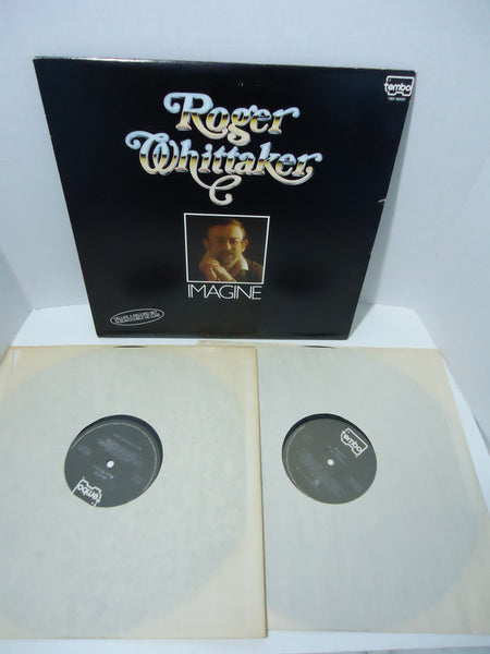Roger Whittaker ‎– Imagine [Double LP] [Gatefold]