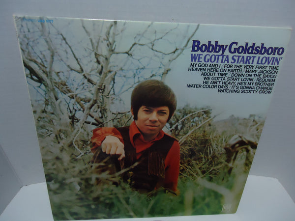 Bobby Goldsboro ‎– We Gotta Start Lovin'