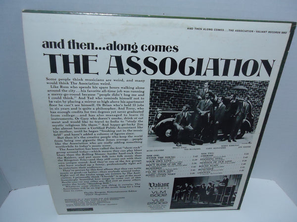 The Association ‎– And Then...Along Comes The Association