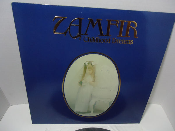Zamfir ‎– Childhood Dreams