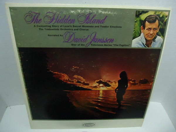 The Tradewinds Orchestra And Chorus: The Hidden Island - Narrated By David Janssen