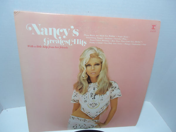 Nancy Sinatra ‎– Nancy's Greatest Hits