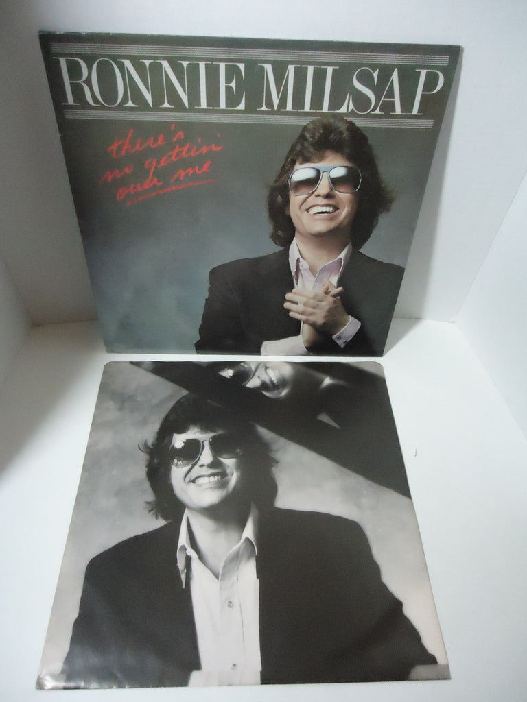 Ronnie Milsap ‎– There's No Gettin' Over Me