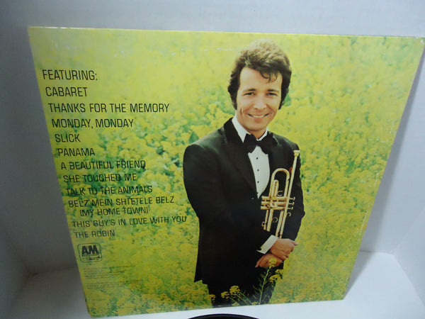 Herb Alpert & The Tijuana Brass ‎– The Beat Of The Brass [Gatefold]