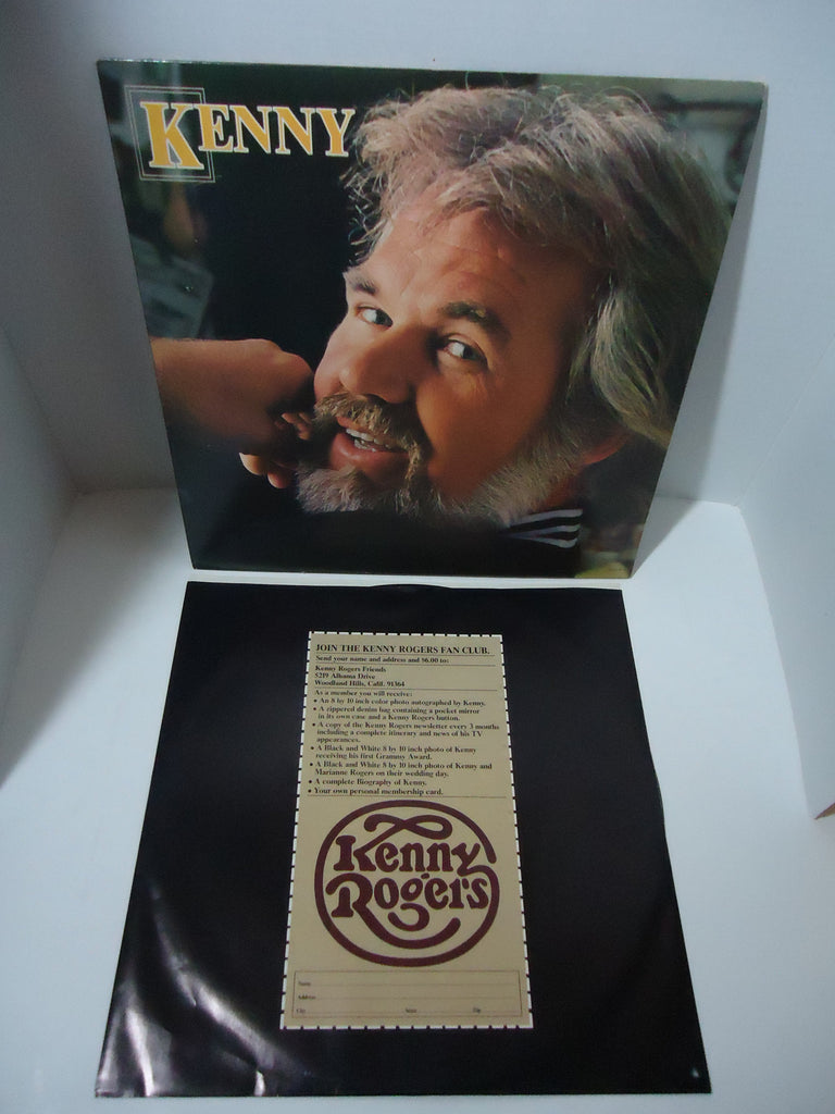Kenny Rogers ‎– Kenny [Re-press]