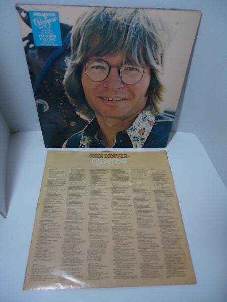 John Denver ‎– Windsong [Gatefold]