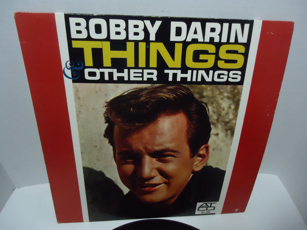 Bobby Darin ‎– Things & Other Things [Mono]