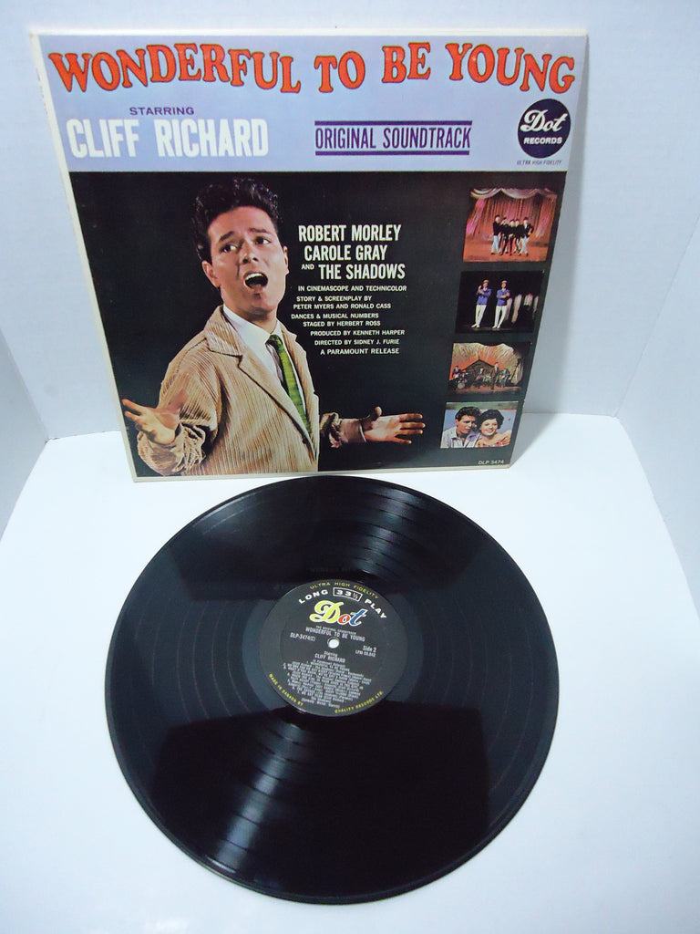 Cliff Richard ‎– Wonderful To Be Young (Original Soundtrack) [Ultra High-Fidelity]
