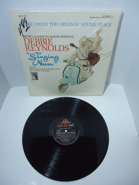 Debbie Reynolds ‎– The Singing Nun [Gatefold]